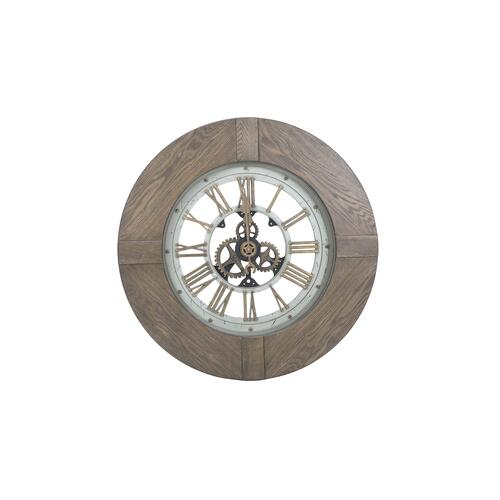 Ironworks Wall Clock 36 inch