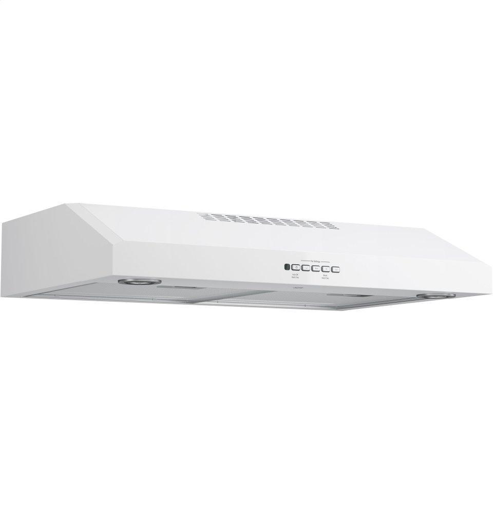 """GE®30"""" Under The Cabinet Hood"""