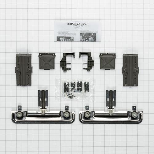 Dishwasher Upper Rack Adjuster Kit