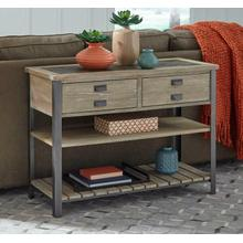 See Details - Sofa/Media Console
