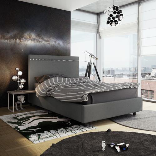 Amisco - Gastown Upholstered Bed - Full