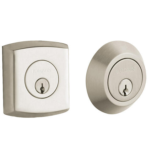Satin Nickel Soho Deadbolt