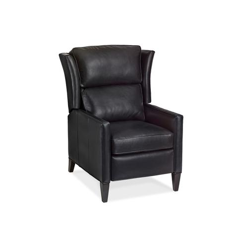Hancock and Moore - 1180-PRB-ST SAMSON RECLINER W/BATTERY W/STRAIGHT TRACK ARM