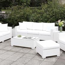 See Details - Somani 3 Pc Set + Ottoman + Bench + 2 End Tables