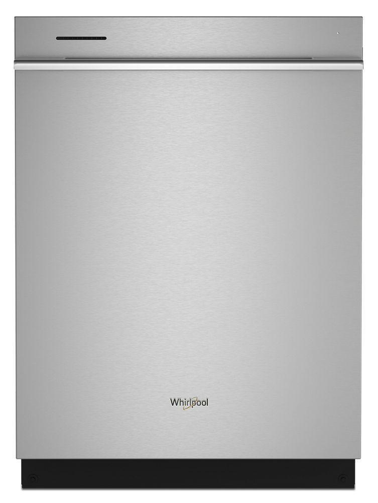 WhirlpoolFingerprint Resistant Quiet Dishwasher With 3rd Rack & Large Capacity