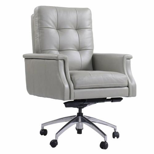 Parker House - DC#128 Verona Grey - DESK CHAIR Leather Desk Chair