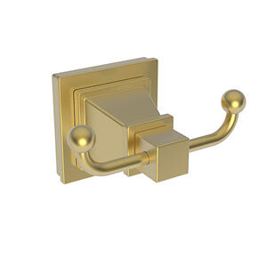Satin Bronze - PVD Double Robe Hook