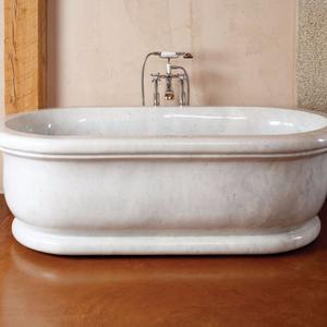 Roman Bathtub Luna Bianca Marble Product Image