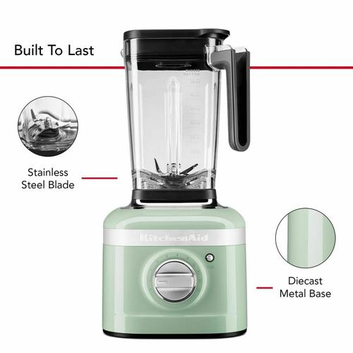 Gallery - K400 Variable Speed Blender with Tamper - Pistachio