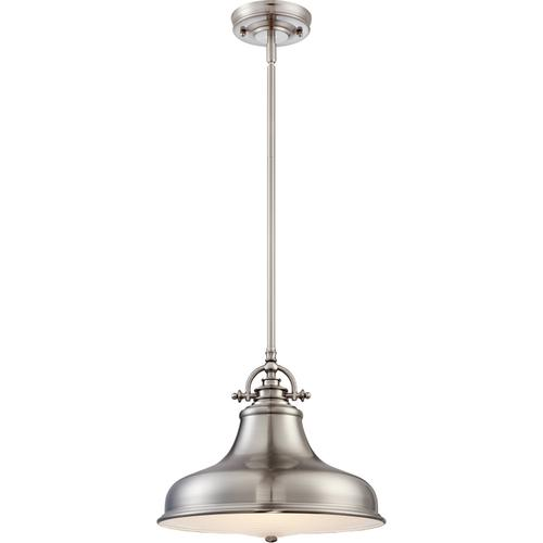 Quoizel - Emery Pendant in Brushed Nickel