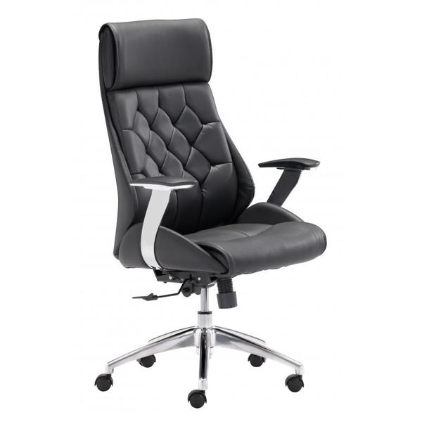 See Details - Boutique Office Chair Black