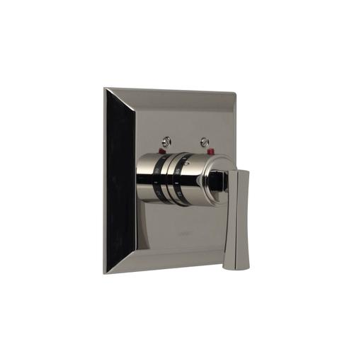 "3/4"" Thermostatic Control in Polished Rose Gold"