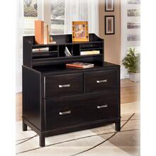 Home Office Desk Hutch