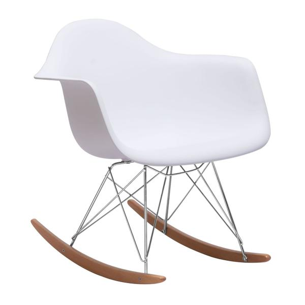 See Details - Rocket Chair White