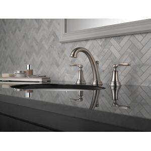 Delta Faucet Company - Stainless Bathroom Faucet