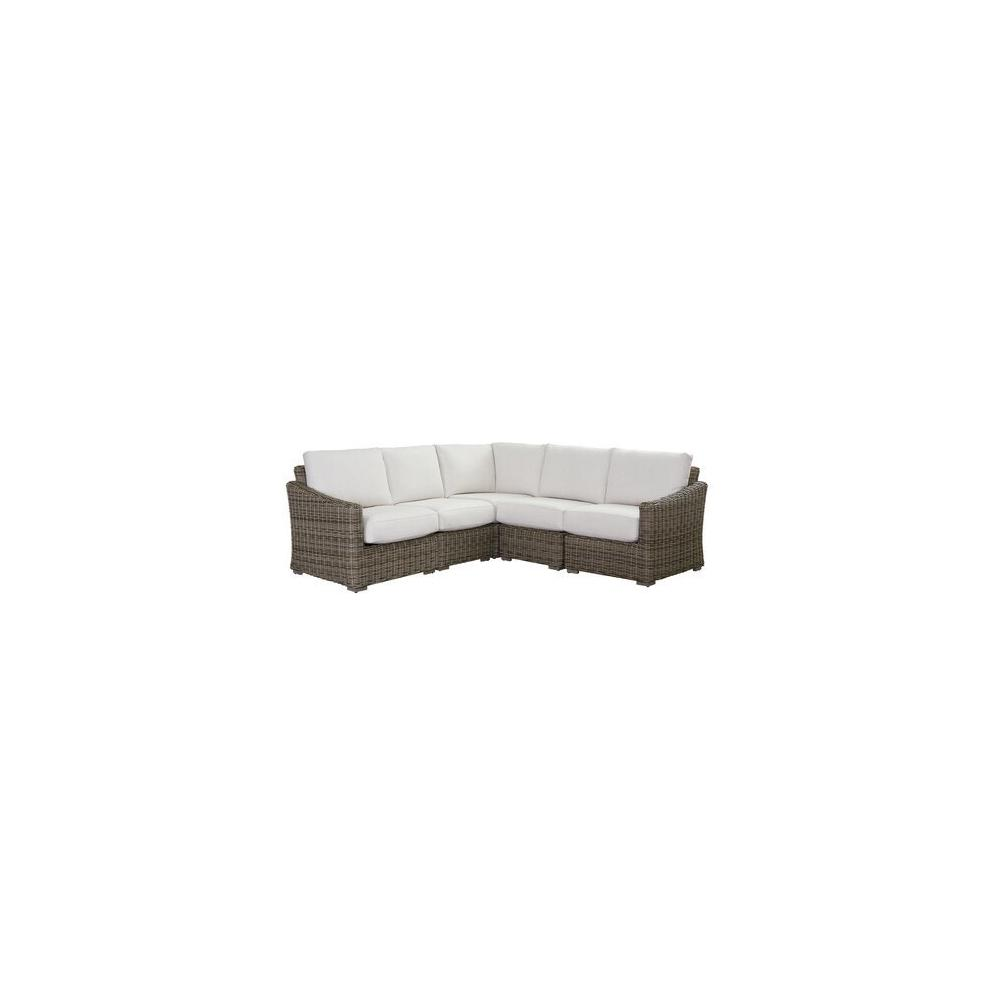 Huntington 5 Piece L-Sectional
