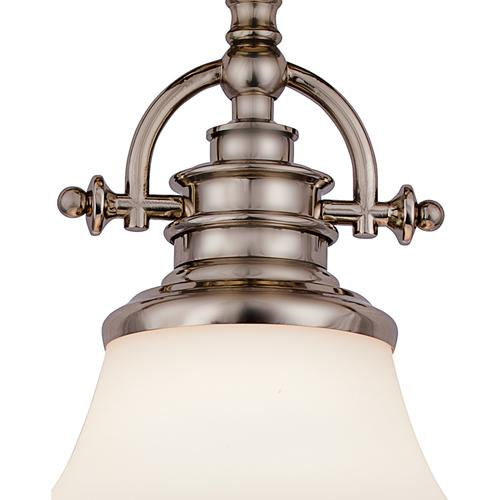 Quoizel - Grant Pendant in Brushed Nickel