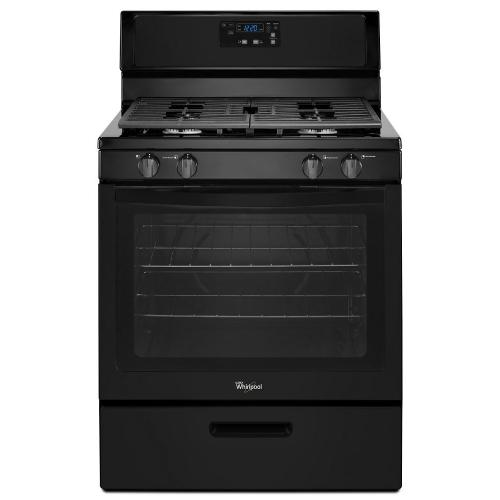Product Image - 5.1 cu. ft. Freestanding Gas Range with Under-Oven Broiler