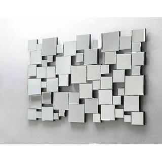 ACME Lela Accent Mirror (Wall) - 97104 - Silver