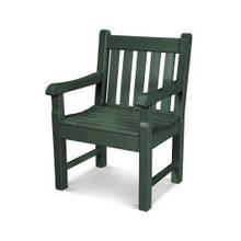 View Product - Rockford Garden Arm Chair in Green