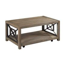 Synthesis Rectangular Cocktail Table