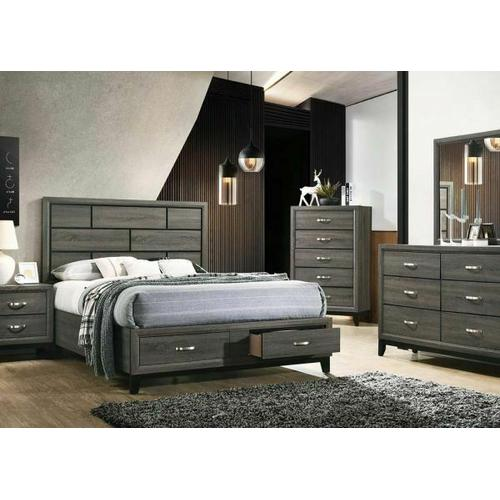 Acme Furniture Inc - Valdemar Eastern King Bed