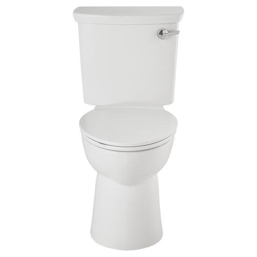 American Standard - VorMax Plus HET Elongated Toilet with Right Hand Trip Lever  American Standard - White
