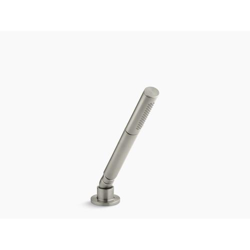 Vibrant Brushed Nickel 1.75 Gpm Multifunction 2-way Ellipse Handshower