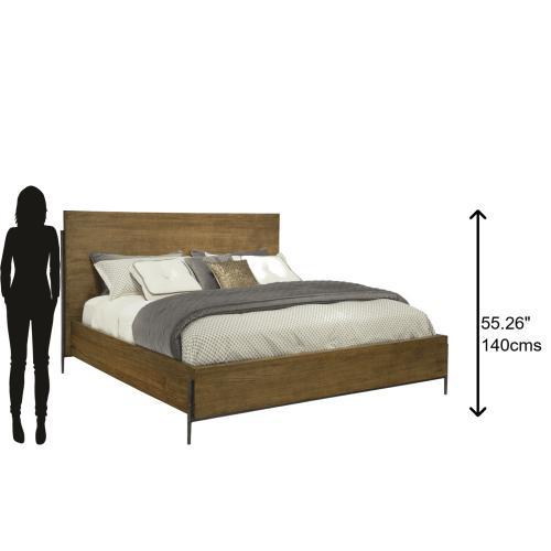 2-3765 Bedford Park Queen Panel Bed