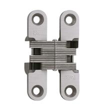 View Product - Model 204SS Stainless Steel Invisible Hinge Satin Stainless Steel