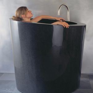 Oval Soaking Tub Product Image