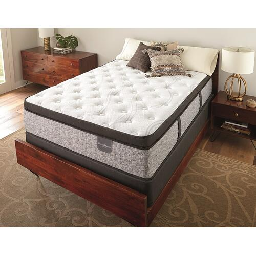 DreamHaven - Erin Hills - Firm - Euro Pillow Top - Cal King