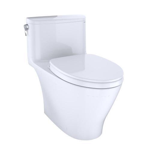 Nexus® II One-Piece Toilet, 1.28 GPF, Elongated Bowl - Cotton