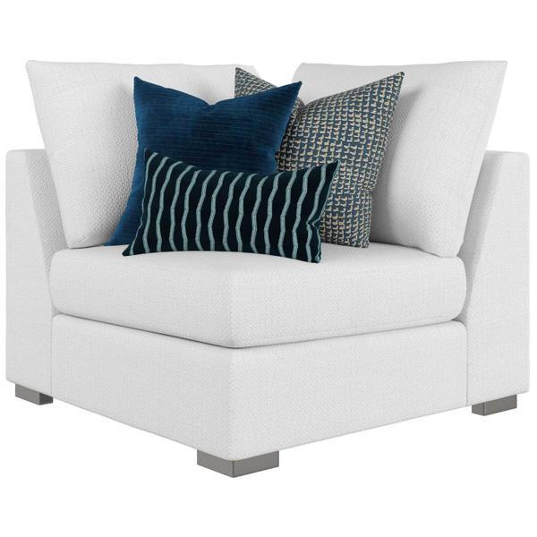 See Details - Helena Corner Chair