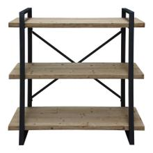 Lex 3 Level Shelf Natural