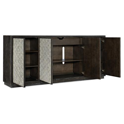 Hooker Furniture - Melange Greystone Four-Door Credenza