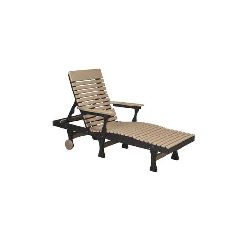 Berlin Gardens - Casual Back Chaise Lounge