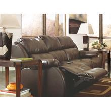 See Details - REC Sofa w/Drop Down Table