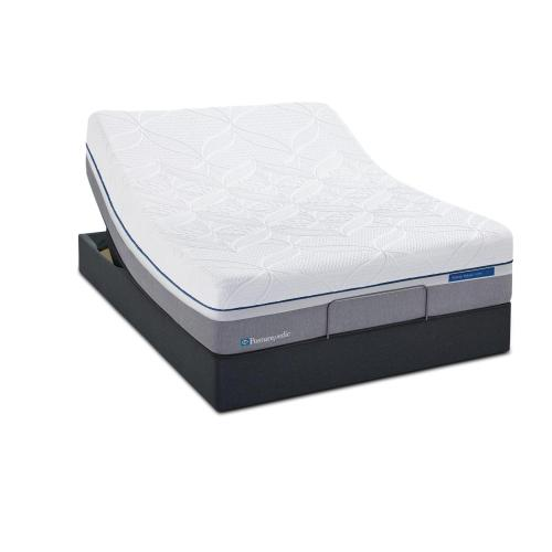 Posturepedic Premier Hybrid Series - Silver - Plush - Cal King