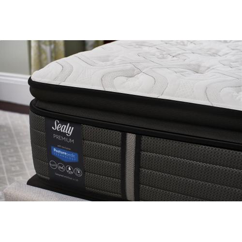 Sealy Posturepedic Premium - Satisfied - Cushion Firm - Pillow Top - Queen