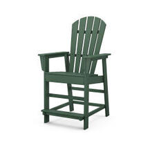 View Product - South Beach Counter Chair in Green