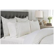 Monaco Ivory 3Pc Queen Duvet Set