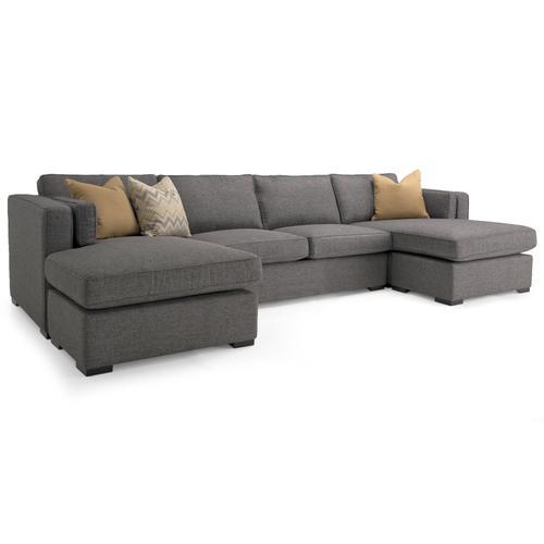 Decor-rest - 7758 RHF Chaise