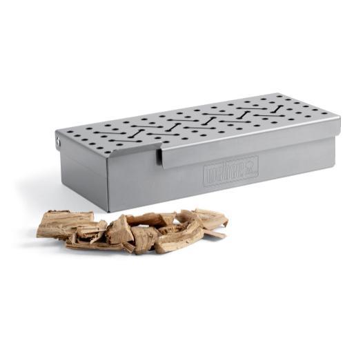 Weber - WEBER ORIGINAL - Stainless Steel Smoker Box