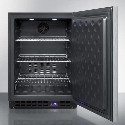 "24"" Wide Outdoor All-freezer"