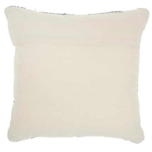 "Life Styles Dl881 Denim 20"" X 20"" Throw Pillow"