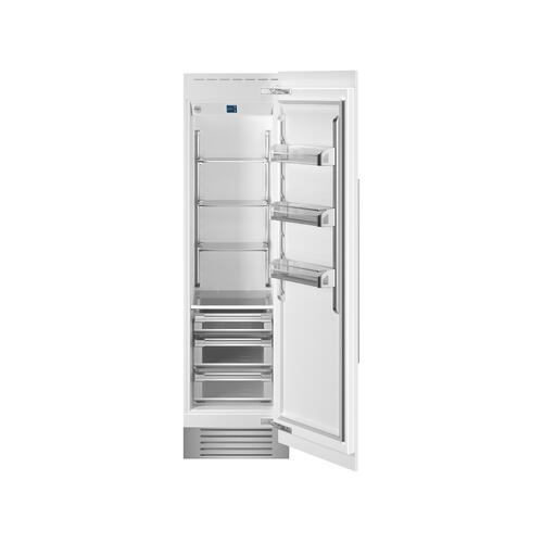 "24"" Built-in Refrigerator column - Panel Ready - Right hinge"