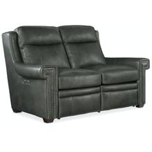 See Details - Living Room Mulberry PWR Loveseat w/ PWR Headrest