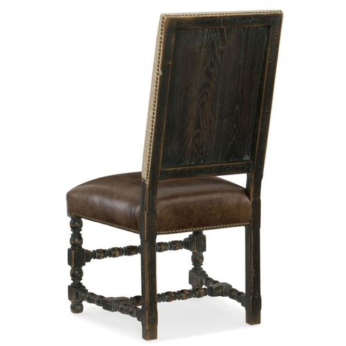 Dining Room Hill Country Comfort Upholstered Side Chair - 2 per carton/price ea