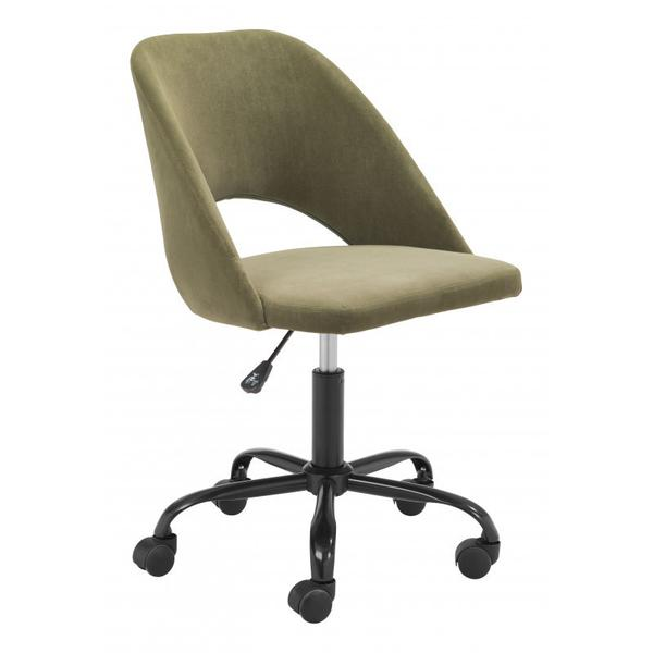 Treibh Office Chair Olive